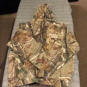 Other - Yuengling Realtree Camo Zip-up Hoodie